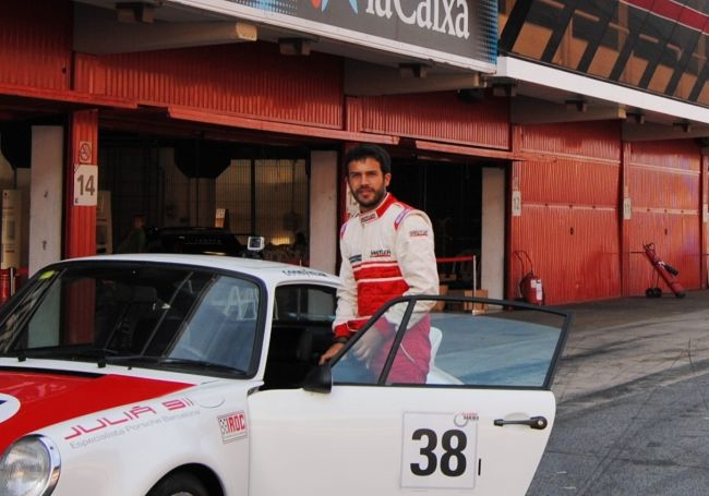Jan Egui Costa Porsche