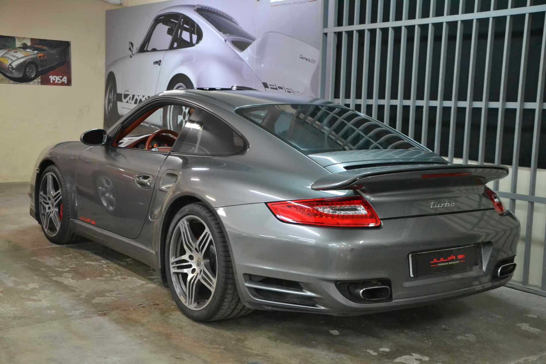 porsche 997 turbo tiptronic 07 juli 911. Black Bedroom Furniture Sets. Home Design Ideas