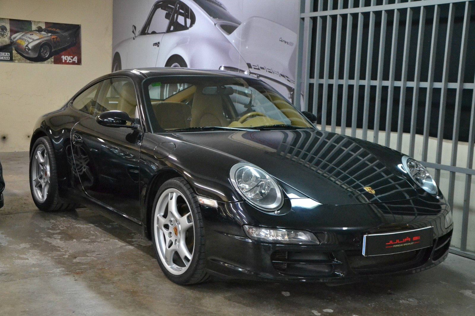 porsche 997 carrera tiptronic 05 juli 911. Black Bedroom Furniture Sets. Home Design Ideas
